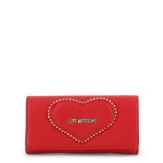 luxury red clutch handbag