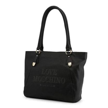 Love Moschino - JC4285PP08KN - Beautiful Black Shopping Bag for all Occasions 2
