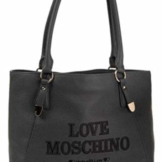Love Moschino - JC4285PP08KN - the Grey Shopping Bag that must be in your collection 6