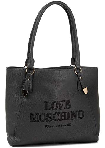 Love Moschino - JC4285PP08KN - the Grey Shopping Bag that must be in your collection 1
