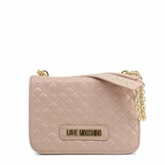 Love Moschino - JC4000PP1ALA - A Pink Shoulder Bag that Everyone's Going to Recognise 6
