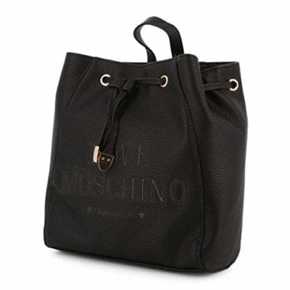 Love Moschino - JC4289PP08KN - Black Backpack Beautiful Design 2