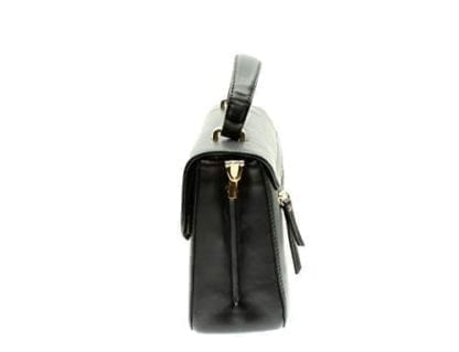 Love Moschino - JC4050PP18LF - One of the Most Beautiful Black Top-Handle Bags out there 3