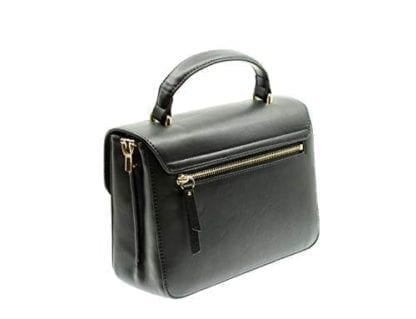 Love Moschino - JC4050PP18LF - One of the Most Beautiful Black Top-Handle Bags out there 4