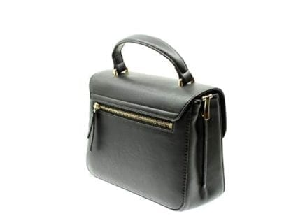Love Moschino - JC4050PP18LF - One of the Most Beautiful Black Top-Handle Bags out there 6