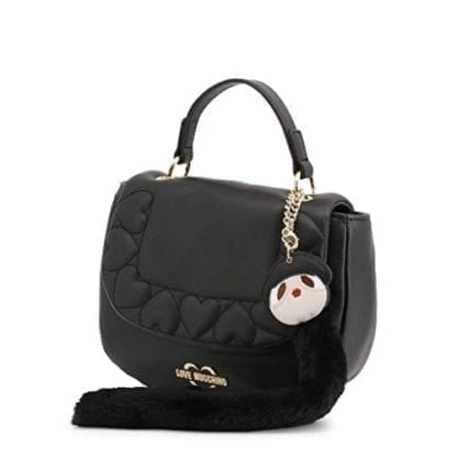 Love Moschino - JC4083PP18LO - The Black Top-Handle Bag that is all about Style 2