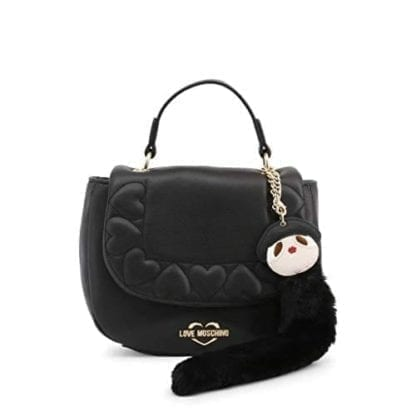 Love Moschino - JC4083PP18LO - The Black Top-Handle Bag that is all about Style 1