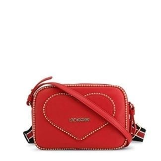 Love Moschino - JC4244PP08KG - The Red, Practical, and Beautiful Crossbody Bag 4