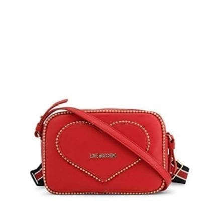 Love Moschino - JC4244PP08KG - The Red, Practical, and Beautiful Crossbody Bag 1