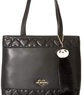 Love Moschino - JC4088PP18LO - the Black Shopping Bag for You 1