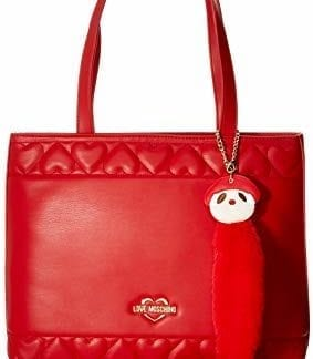 Love Moschino - JC4088PP18LO - The Fun, Loving, Red Shoulder Bag 3