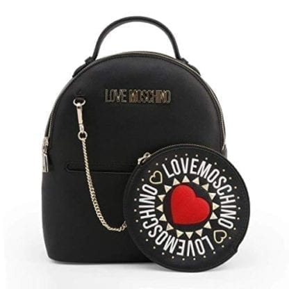Love Moschino - JC4105PP1ALQ - the Black Backpack Everyone Wants 4