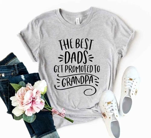 The Best Dad T-Shirt is a Must Gift 1