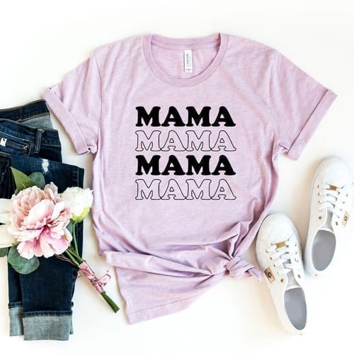 Just to make sure they Know Mama T-Shirt 1
