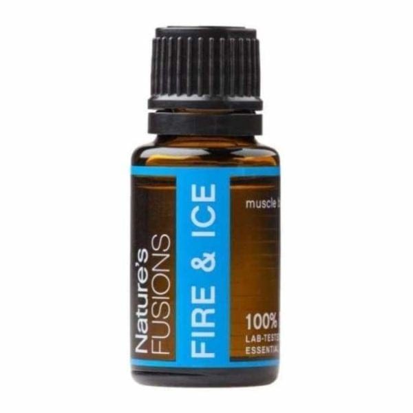 Fire and Ice Pain Relief Blend