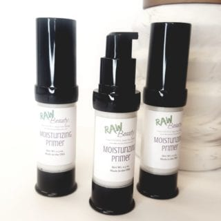 Makeup Primer for Face and Eyes With Hyaluronic Acid