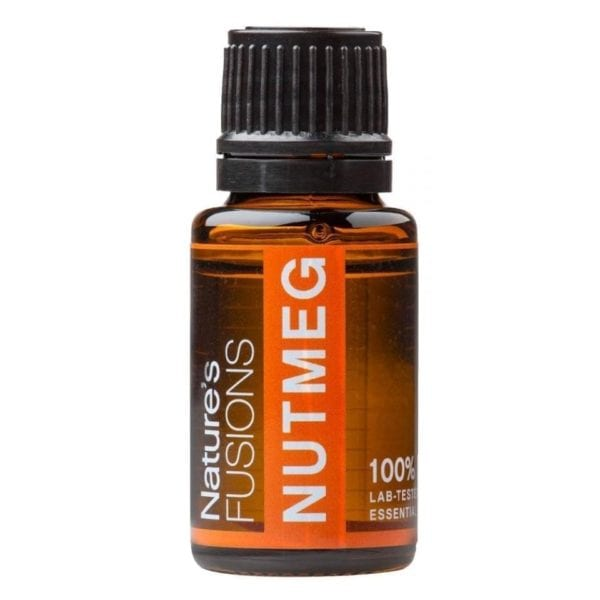 Nutmeg Essential Oil - 100% Pure 15ml 3