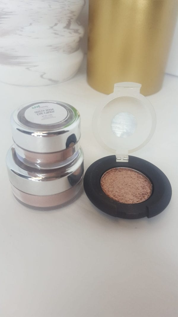 Dusty Rose Mineral Eye Makeup | Raw Beauty Minerals 9