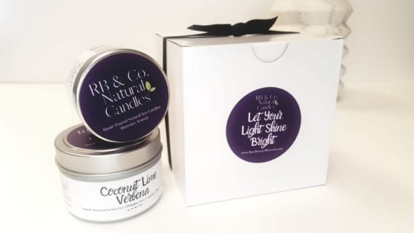 Cafe Caramel | Natural Soy Candle | Hand-Poured and Hand-Crafted 6