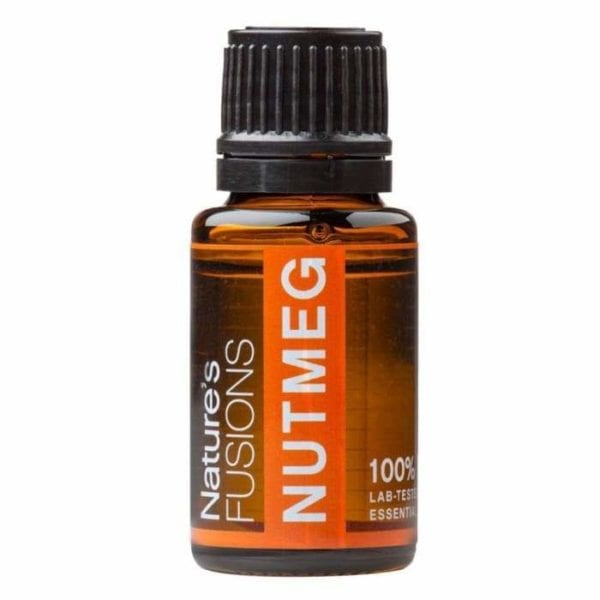 Nutmeg Essential Oil - 100% Pure 15ml 1