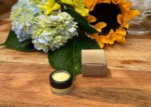 Vegan Refreshing Lip Balm 1