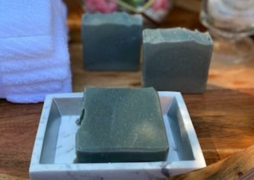 Berry Clean Clay and Shea Butter Soap 4