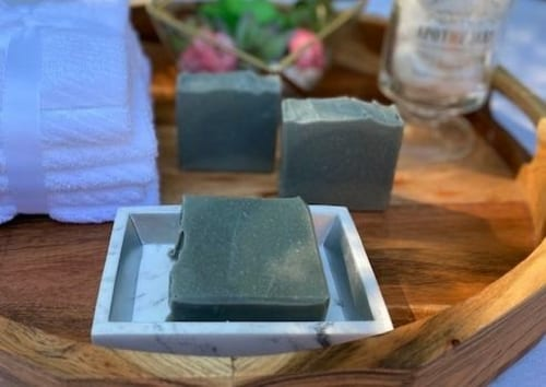 Berry Clean Clay and Shea Butter Soap 5