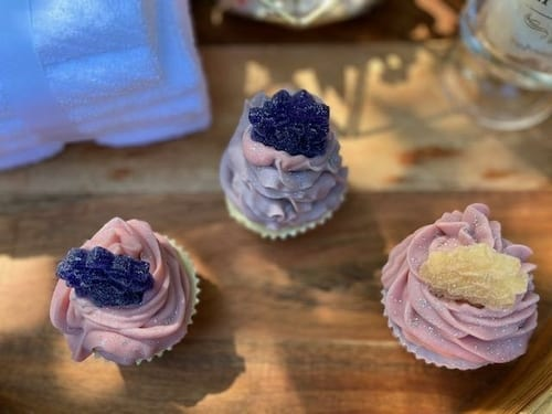 Berry Clean Waffle Cupcake Soap 4