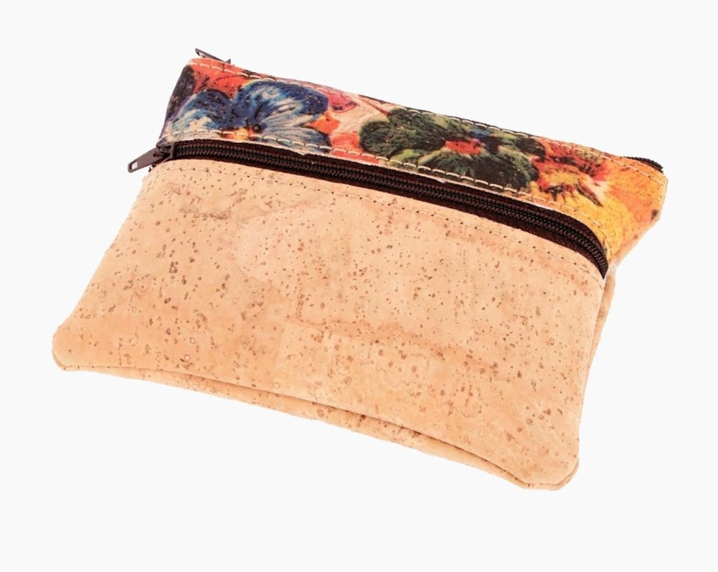 Cork Change Purse