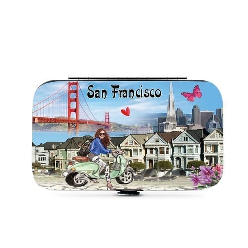 Fashion Manicure set Discover San Francisco